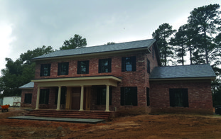 The future president's mansion at Southern Arkansas University in Magnolia. The $1.49 million project is estimated to be complete in 30-45 days, according to a board of trustees motion heard Tuesday.