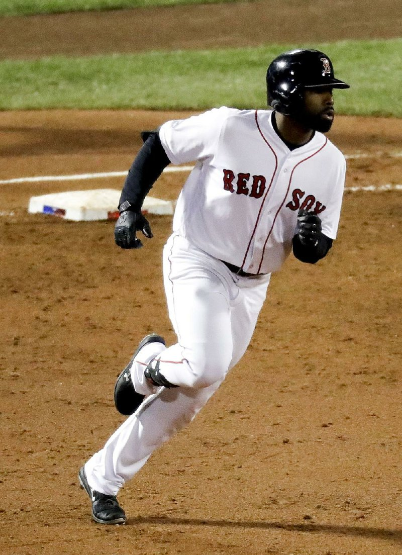 Boston Red Sox Baseball Batter Up Tie