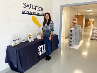 Workforce training at SAU Tech
