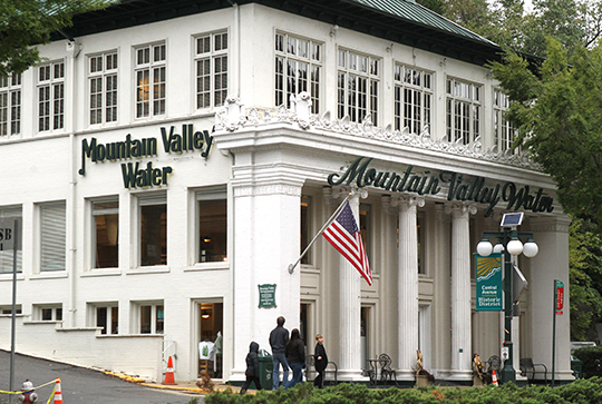 After $78.5M sale, Mountain Valley water company to maintain Arkansas operations | Arkansas Democrat-Gazette