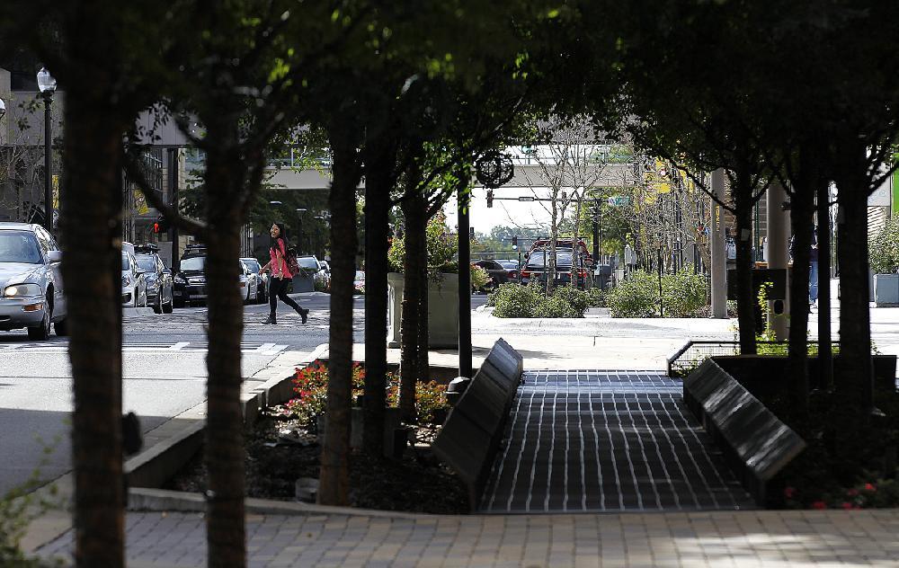 Phase 2 on water quality for Main Street wraps up | Arkansas Democrat-Gazette