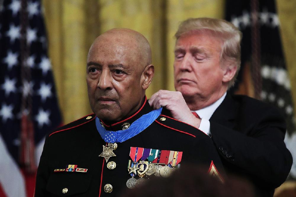 Vietnam vet, a state native, awarded Medal of Honor | Arkansas Democrat-Gazette
