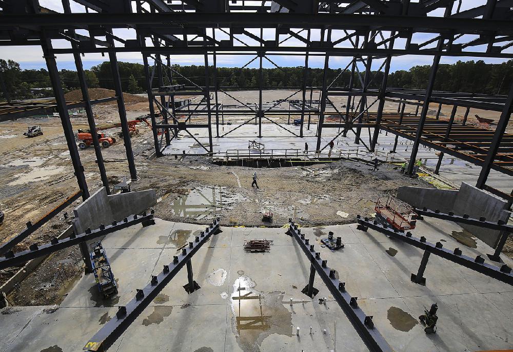LR school gets progress report | Arkansas Democrat-Gazette