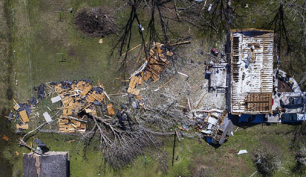 Tornado numbers likely to rise in state, study finds | Arkansas Democrat-Gazette