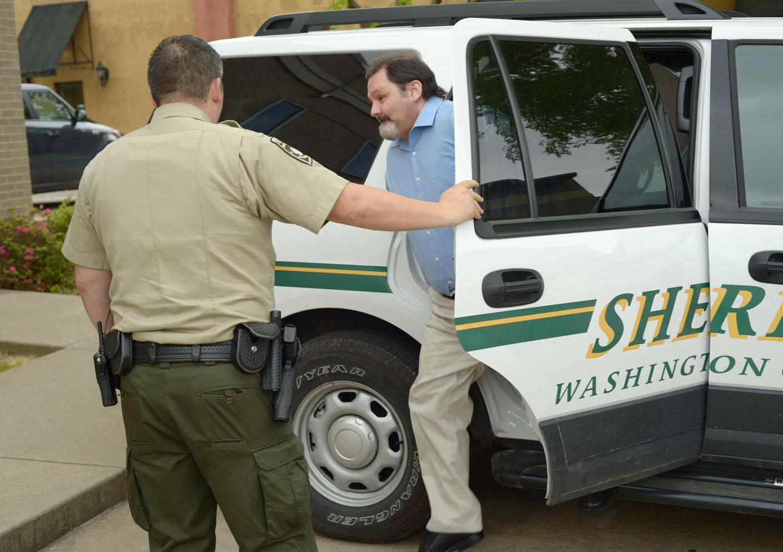 Capital murder trial underway for Chumley | Arkansas Democrat-Gazette