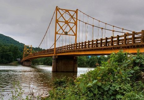 Crews repair cracked part on Arkansas bridge that sagged under heavy bus; span reopens | Arkansas Democrat-Gazette