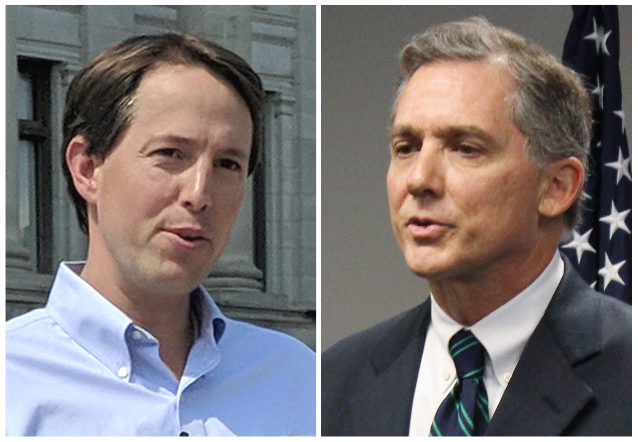Hill, Tucker decry 'lynching' radio ad | Arkansas Democrat-Gazette