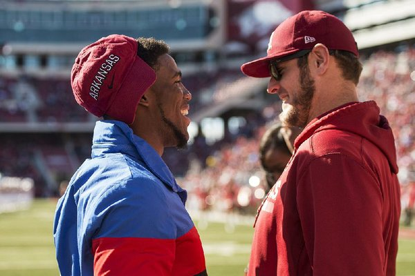 Hawgs Illustrated/BEN GOFF 