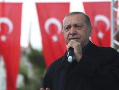 Turkish President Recep ...