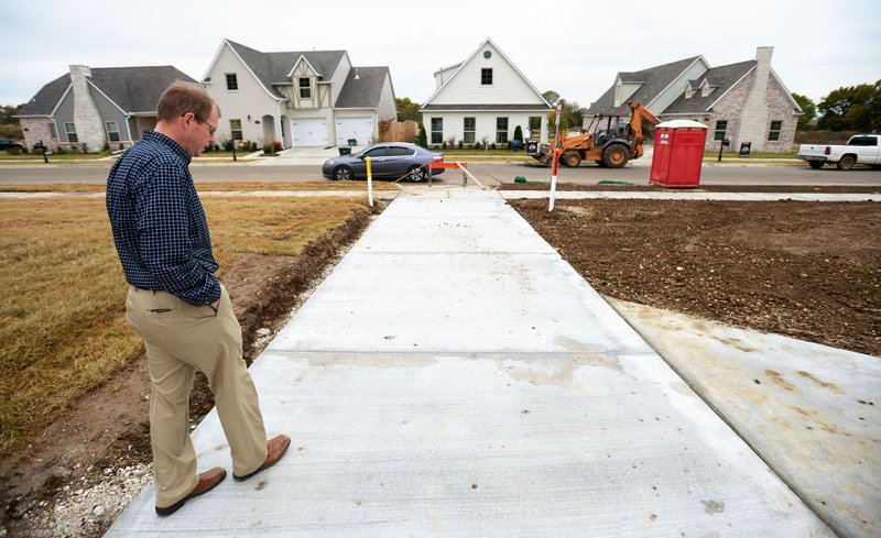 Fayetteville Reviewing Design Standards For New Subdivisions