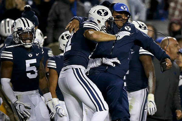 Wholehogsports Arkansas Secures Two Game Football Series With Byu