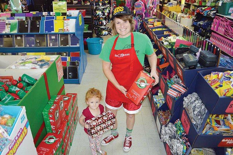 Operation Christmas Child.Operation Christmas Child Underway