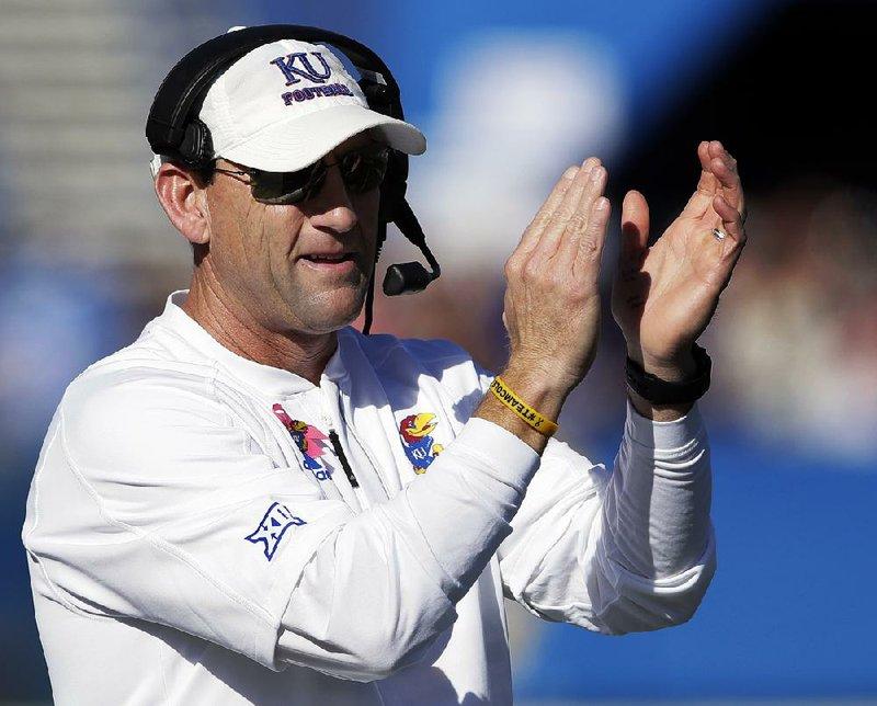 Kansas Coach David Beaty: Man, Theyre Stinking Good