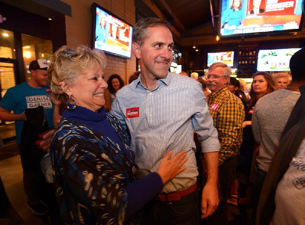 Democrats gain in Northwest Arkansas