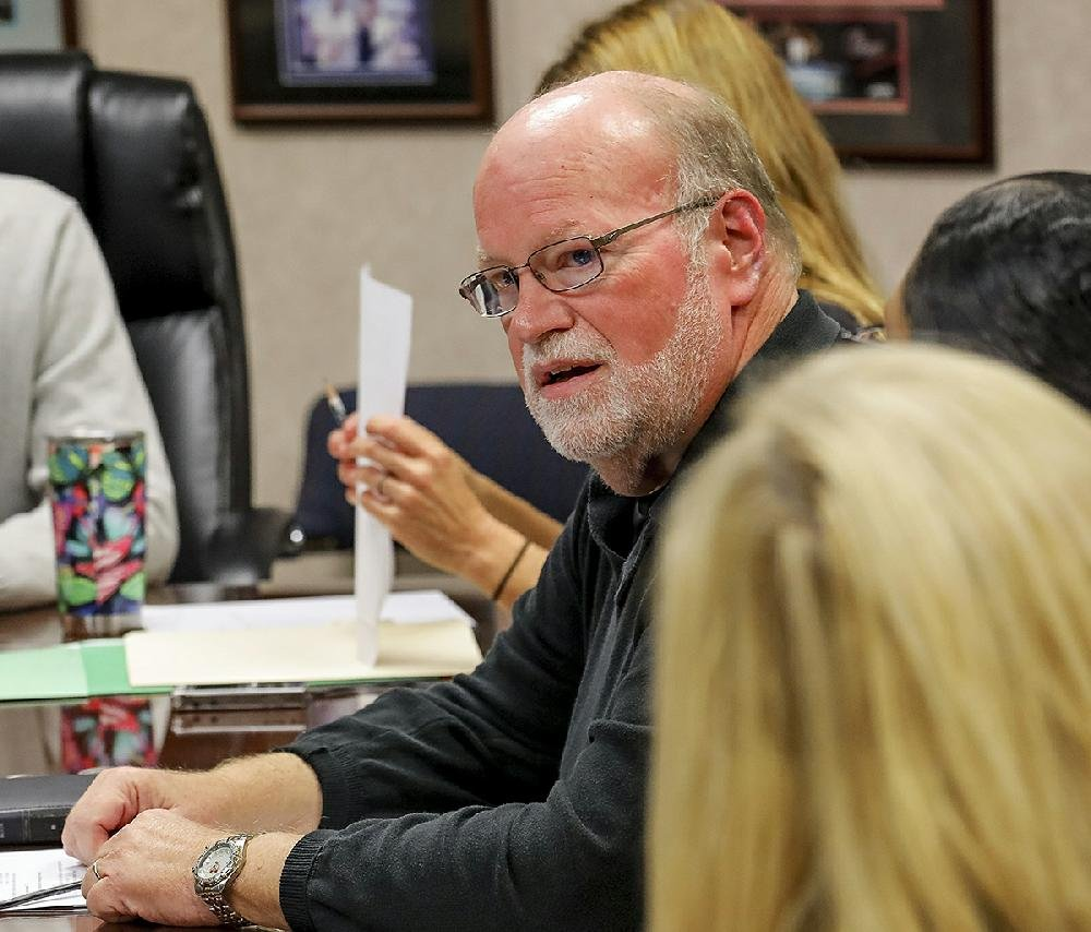 """""""We're going to take this money and make some improvements,"""" Michael Marion, general manager of the arena, told the Multi-Purpose Civic Center Facilities Board for Pulaski County on Friday."""
