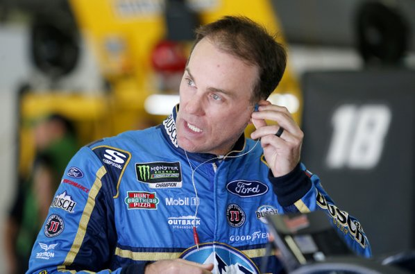 East Fayetteville Auto >> Harvick on mission to silence his critics | NWADG