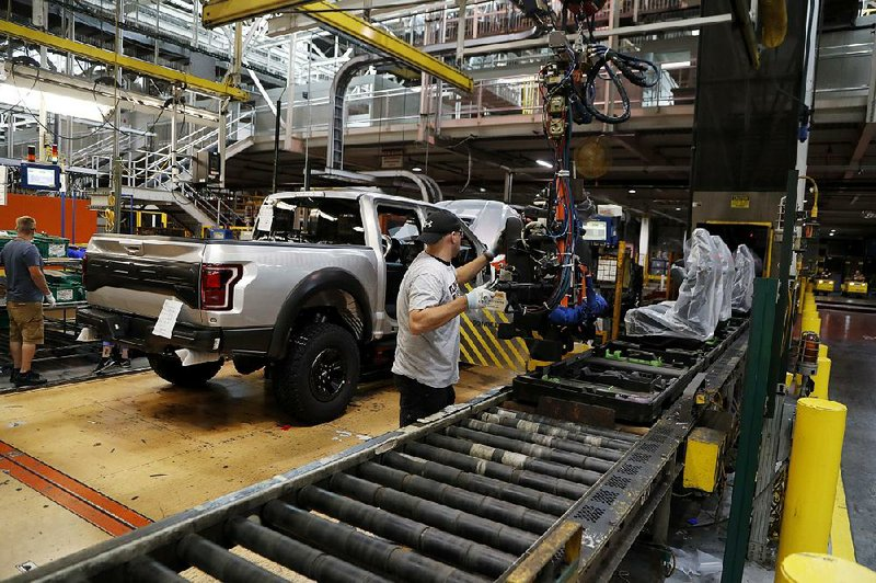 u s industrial output up 0 1