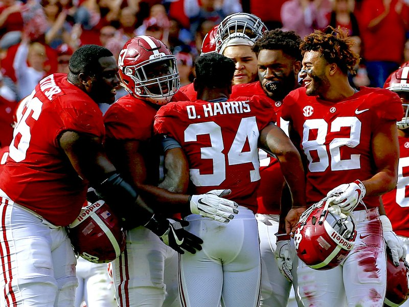 Alabama Auburn Square Off In Iron Bowl Showdown