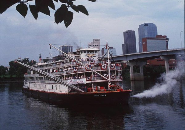 house urged to ok delta queen voyages  steamboat to make