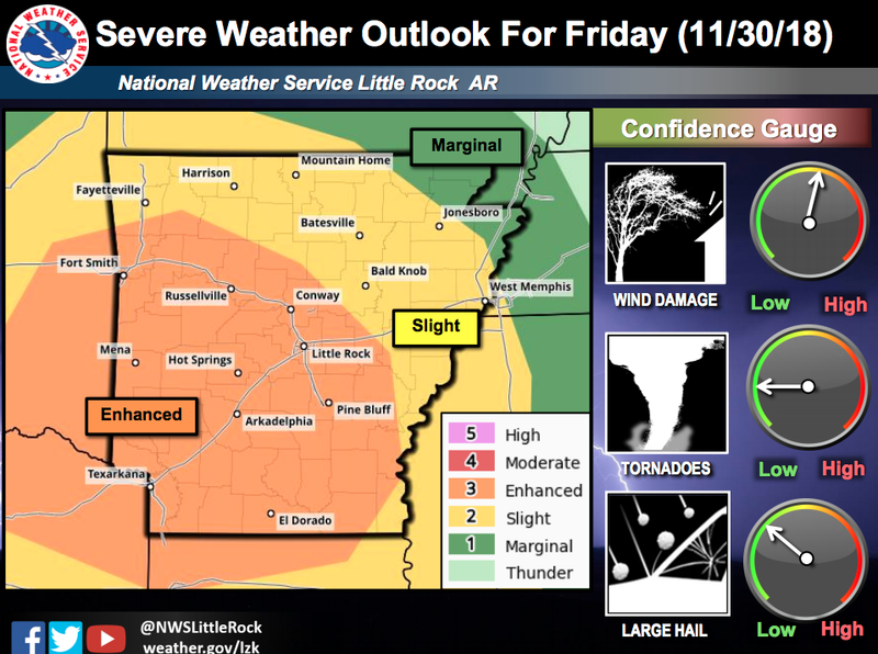 Severe weather risk upgraded for large part of Arkansas ... on usa map, ohio map, arkansas county map printable, alabama state map, arkansas ozarks map, arkansas statehood, arkansas physical map, arkansas road map, cities in arkansas map, arkansas resource map, united states state map, arkansas flag, arkansas river, missouri map, arkansas bordering states, delware state map, arkansas map with cities, arizona state map, auburn university map, okla state map,