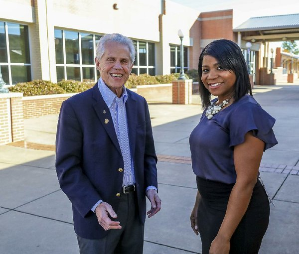 Stem School Little Rock: Bright Futures Mentor Aids Students In Achieving Success