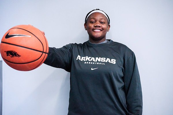 Destinee McGhee is committed to Arkansas' recruiting class of 2020.