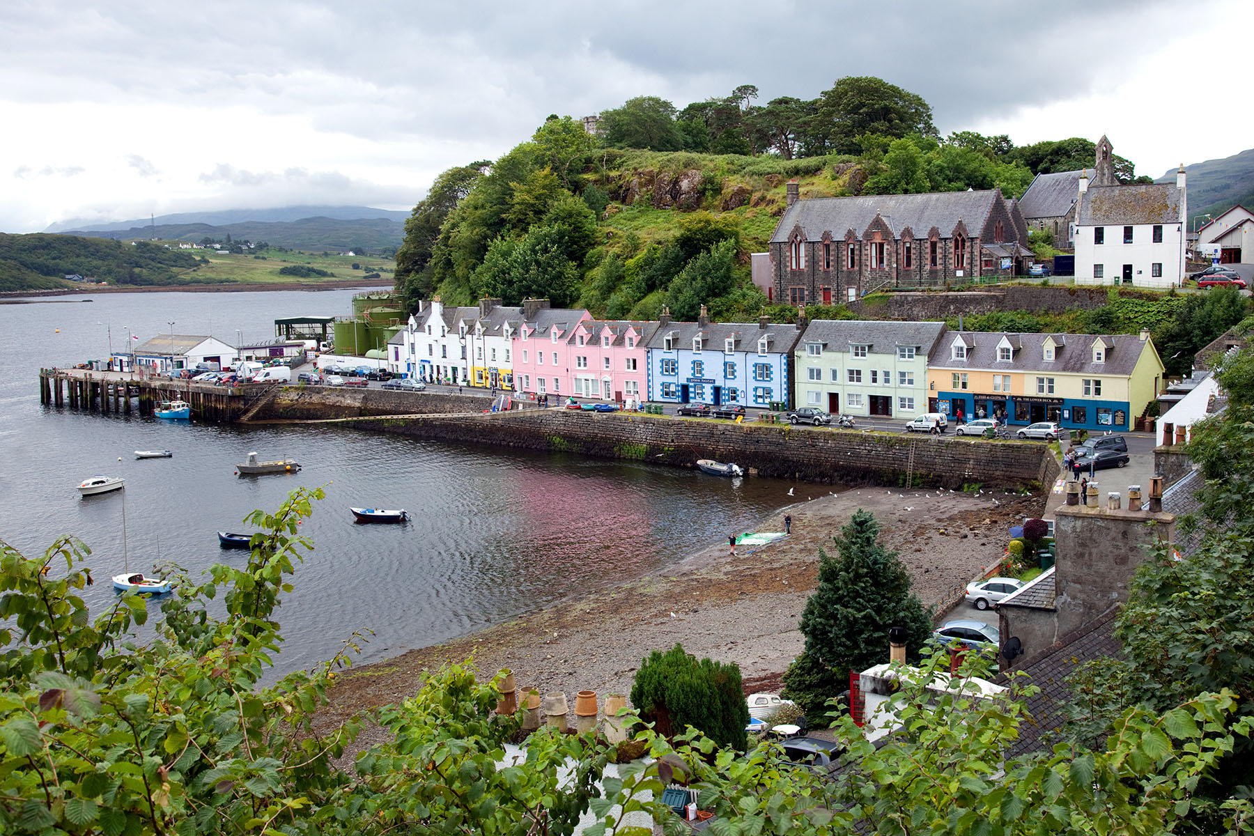 Image result for Portree, Isle of Skye