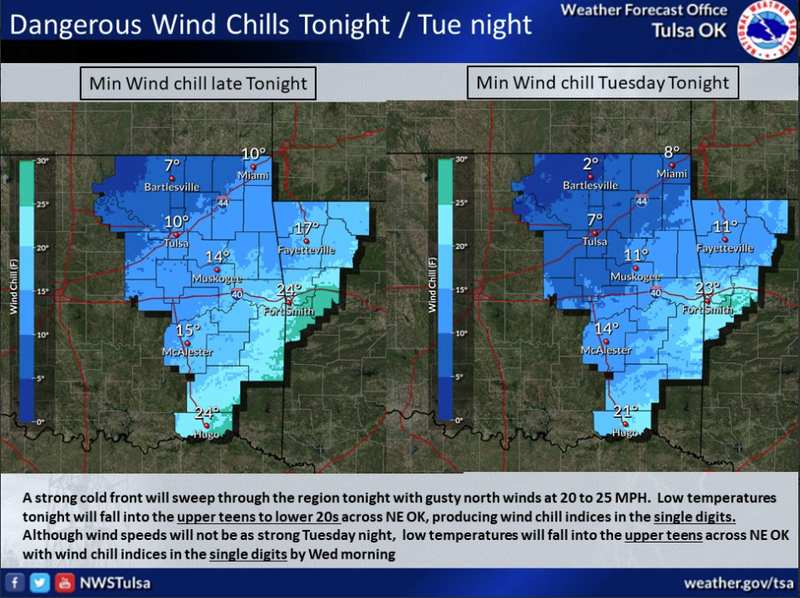 tulsa national weather service