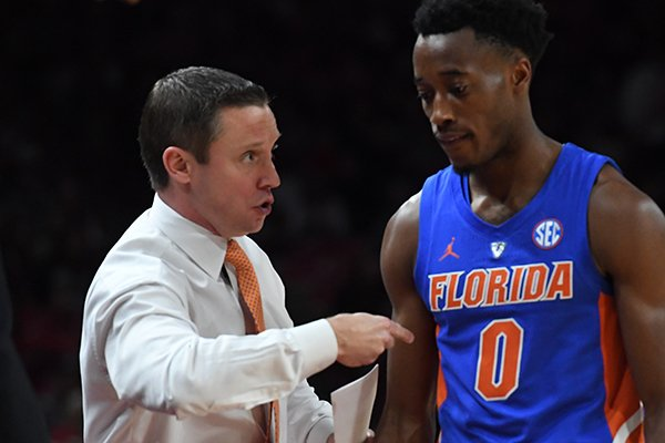 buy popular 5ebe9 fc604 WholeHogSports - VIDEO: Florida coach Mike White recaps win ...
