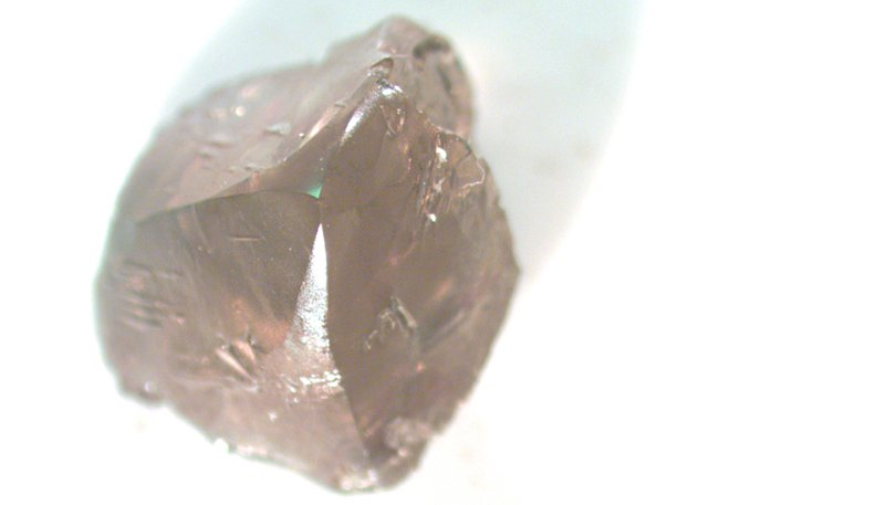The fifth largest: A 1.33 carat brown