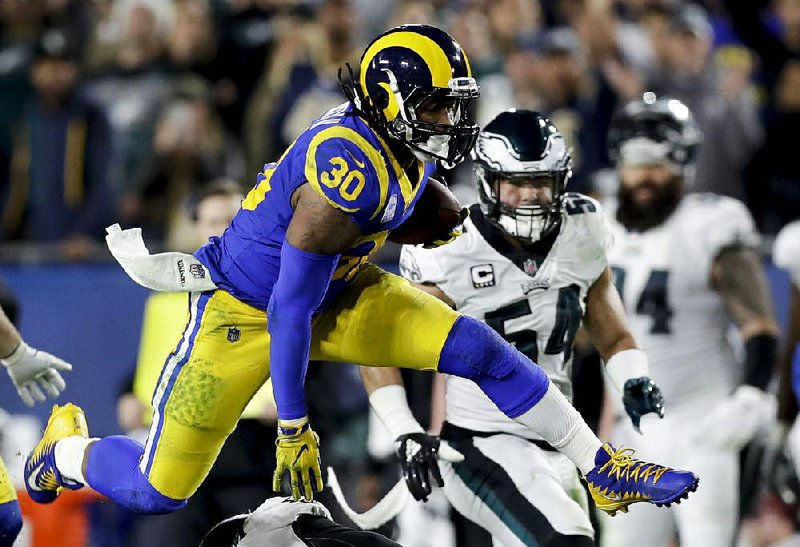 """Todd Gurley and the Los Angeles Rams host the Dallas Cowboys in a NFC  divisional playoff game. """"It s a prime-time game in the playoffs c3d9491ec"""