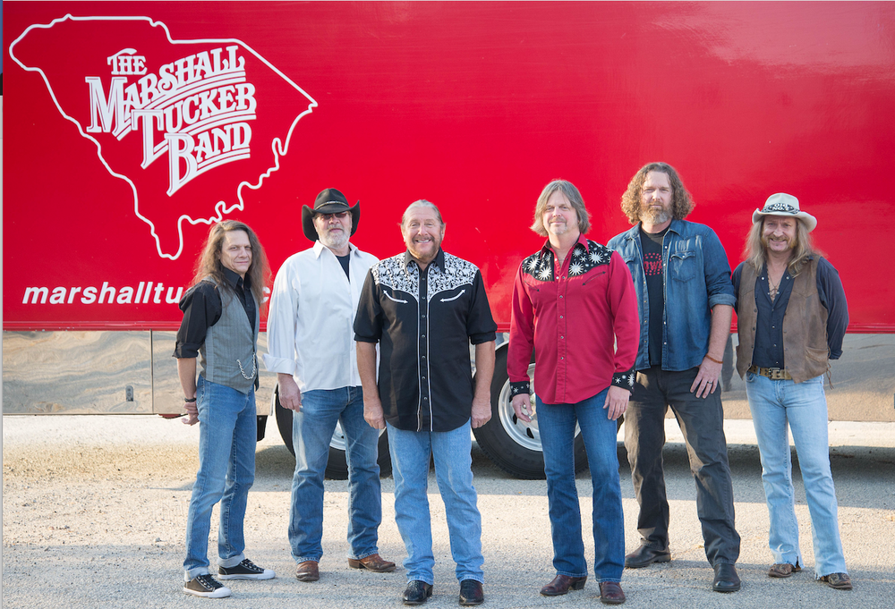 The Marshall Tucker Band headlines the opening show of Magic Springs' Summer Concert Series, May 25 in Hot Springs.