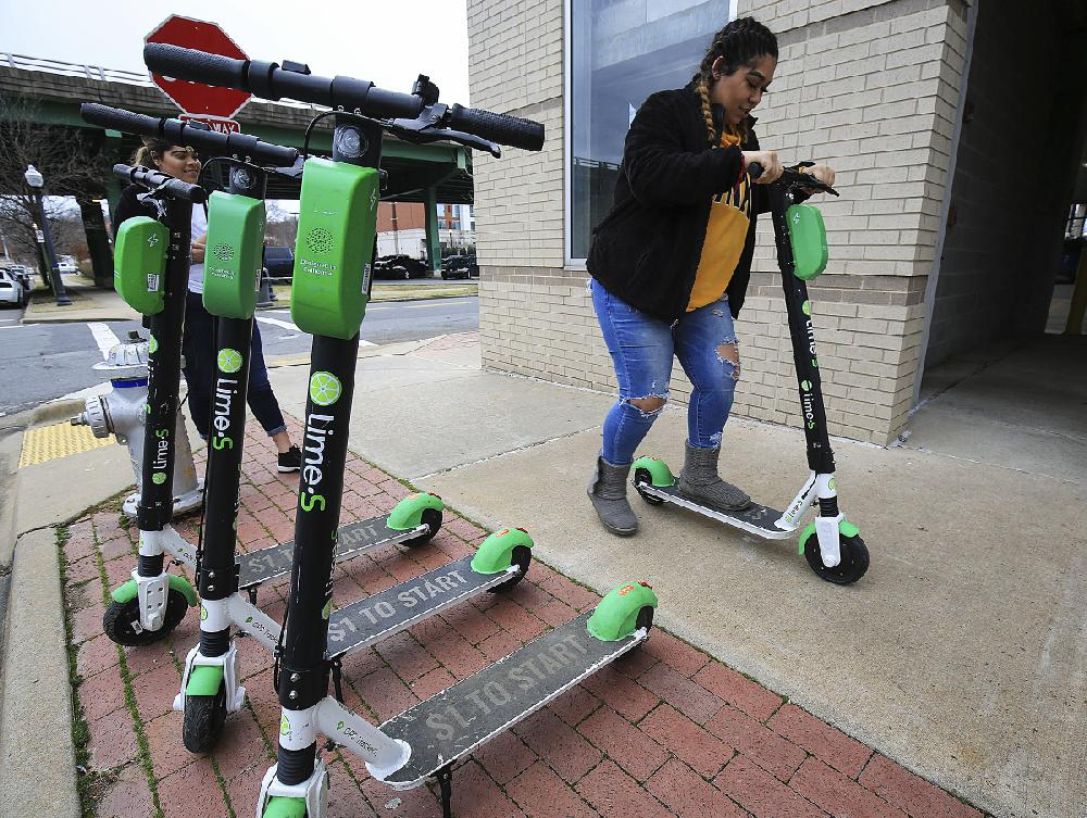 VIDEO: Little Rock to end deal with Lime scooters as leaders cite