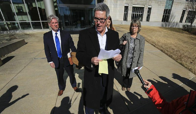 Arkansas judge's decision in suit set off life-changing case