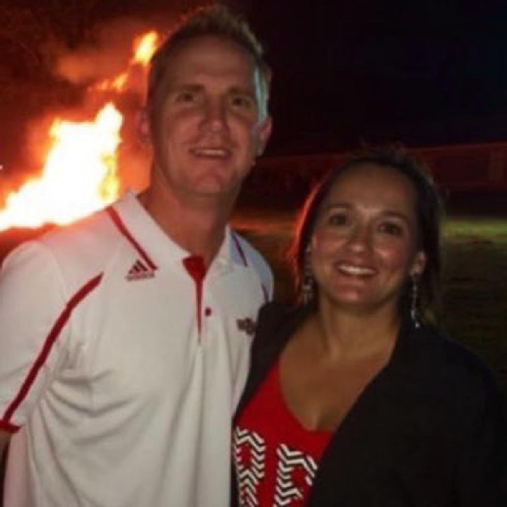 Wendy Anderson, the wife of Arkansas State University football Coach Blake Anderson, has been fighting cancer since spring 2017. She under went brain surgery last week to reduce swelling around tumors in her brain.