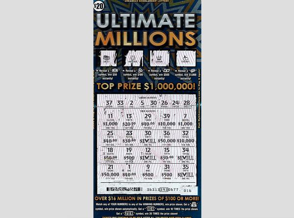Winning on scratch tickets – USA Breaking News