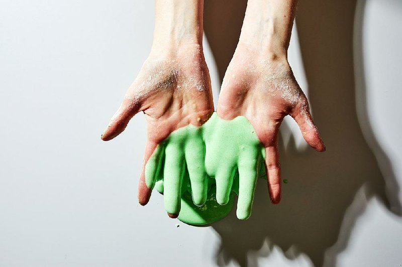 Slime your kids can eat safely