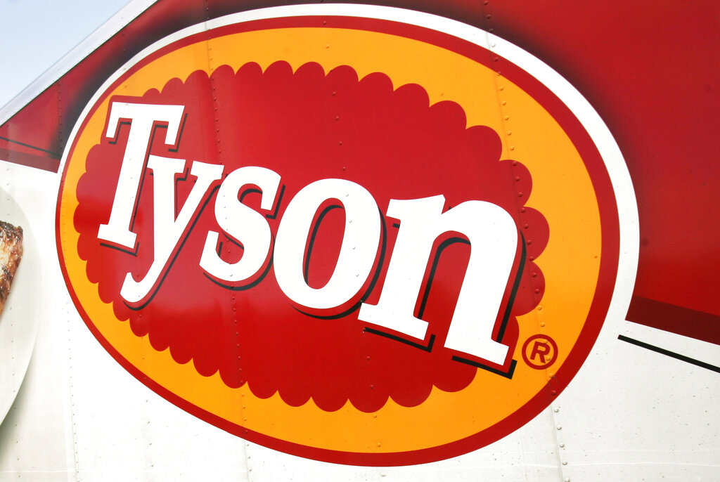 Tyson banning drug from use in hog feed