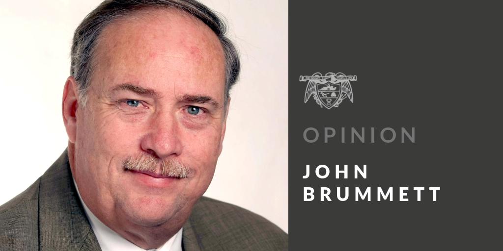 JOHN BRUMMETT: Captains of ship of state
