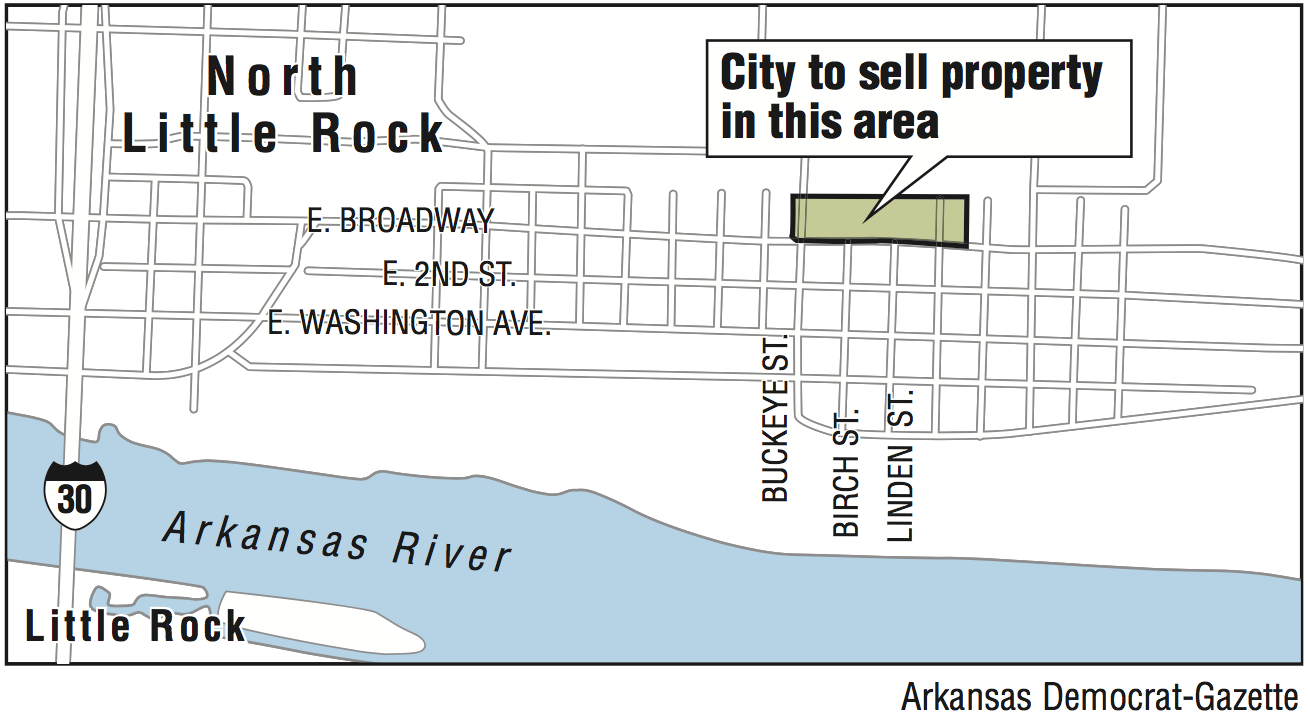 North Little Rock council plans look at $1.1M warehouse deal
