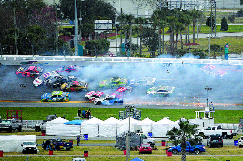 NASCAR takes gambling dive