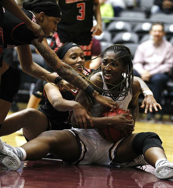 UALR women try to avoid losing skid