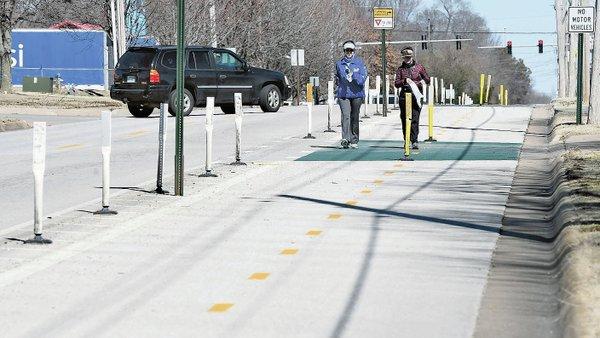 Springdale budgets $5.6 million for trail construction - Northwest Arkansas Democrat-Gazette