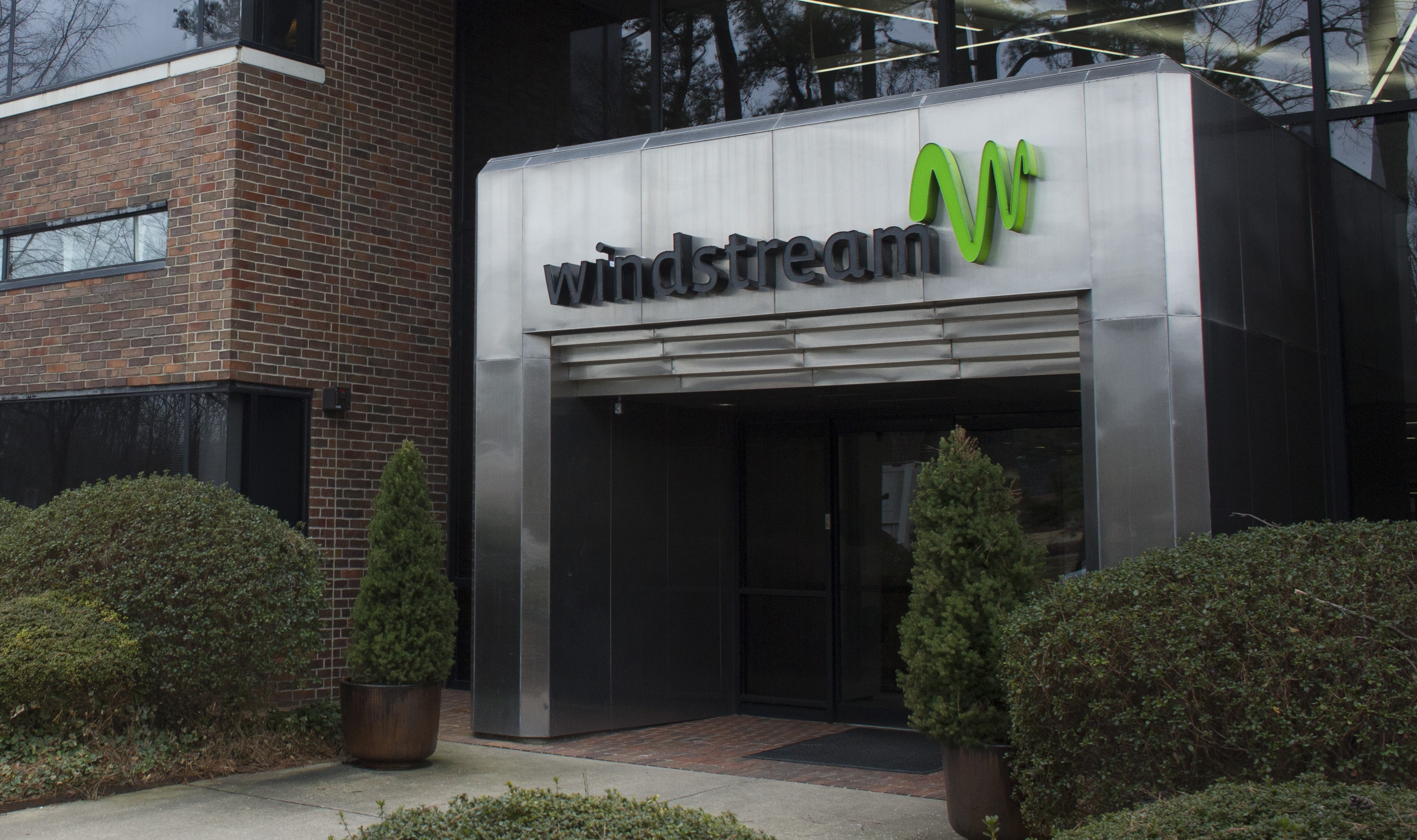 Windstream's net loss in quarter hits $2 3B