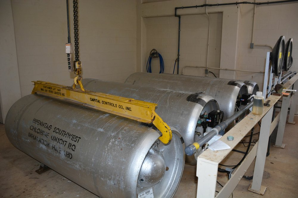A deeper dive into the water treatment plant's $30m upgrade