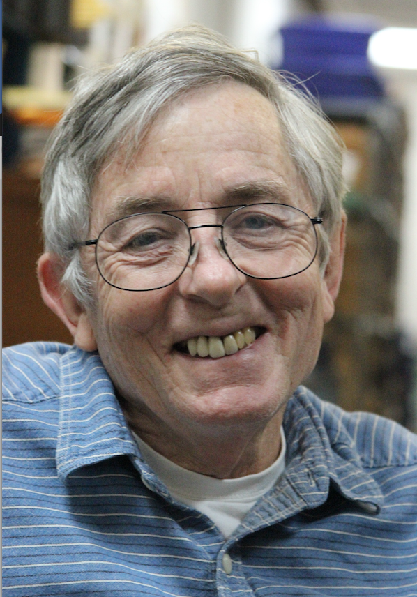 John House — storied state archaeologist (Special to the Democrat-Gazette/DEBORAH HORN)