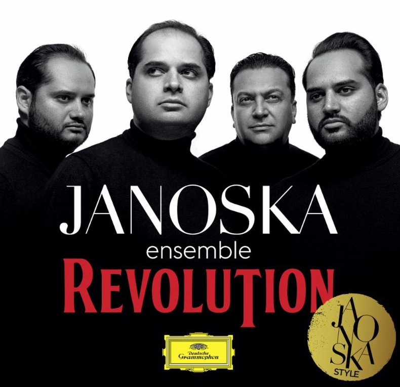 Janoska Ensemble's classical 'Revolution' centers on
