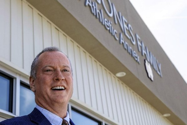 Now the executive vice president and chief sales and marketing officer for the Dallas Cowboys, Jerry Jones Jr. is joining his family members in the Arkansas Sports Hall of Fame as a 2019 inductee.