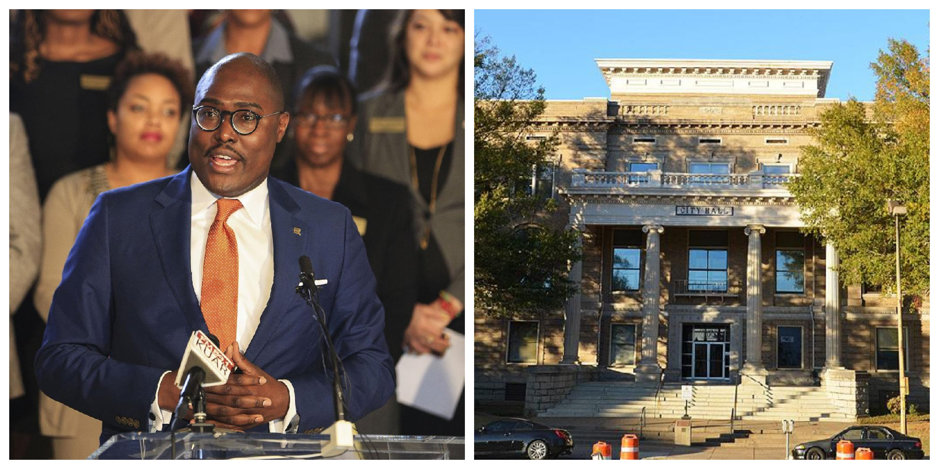 Mayor's group offers Little Rock ideas; report styled as 'playbook' for Scott's 4-year time frame