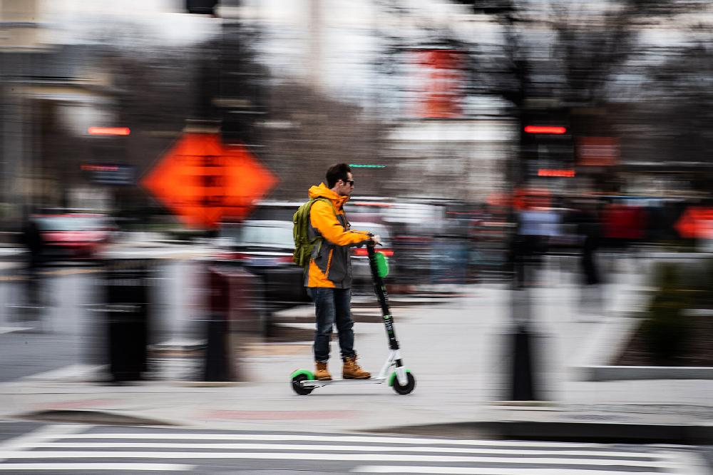 Electric Scooter Injuries On Rise